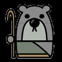 Ancient Bell Bear