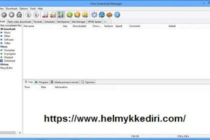 Software download manager terbaik selain IDM
