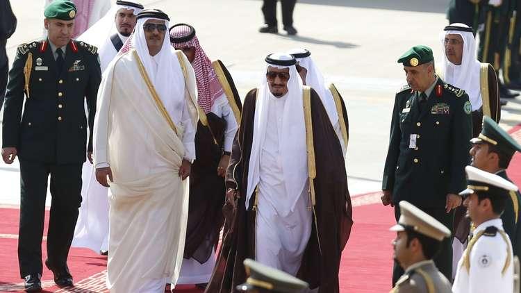 taroudant24 - سلمان يدعو تميم لحضور قمة المجلس الأعلى لمجلس التعاون الخليجي