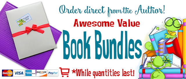 Order Annie Lang's Awesome Value book bundles direct from the author and shipped to your door!