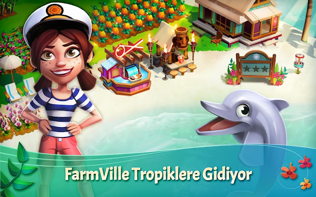 FarmVille 2 Tropic Escape Hileli APK v1.86.6254