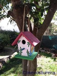 Cosecosturera Casita Para Pájaros