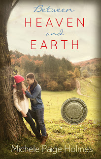 Heidi Reads... Between Heaven and Earth by Michele Paige Holmes
