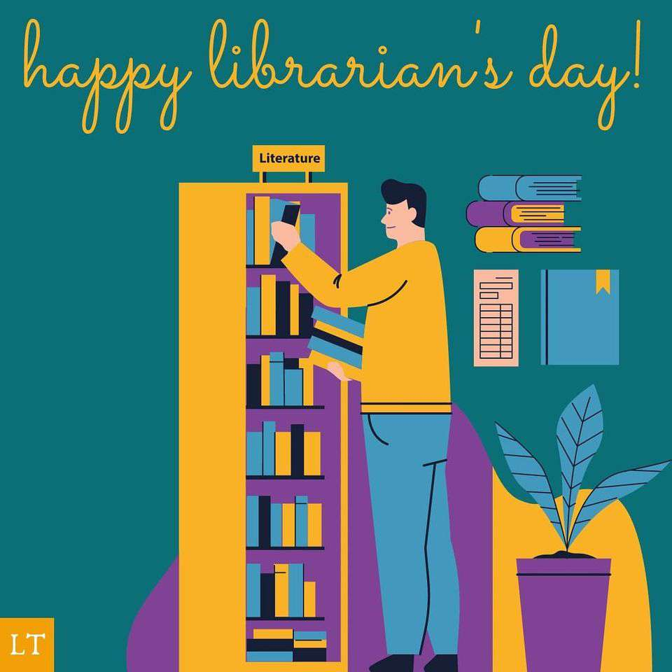 National Librarian Day Wishes Sweet Images