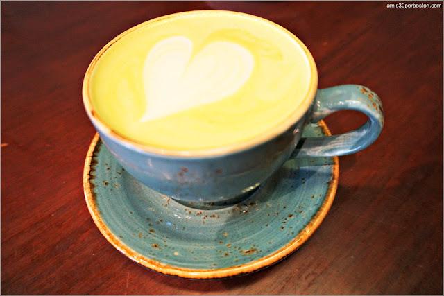 Jaho Coffee & Tea: Matcha Latte