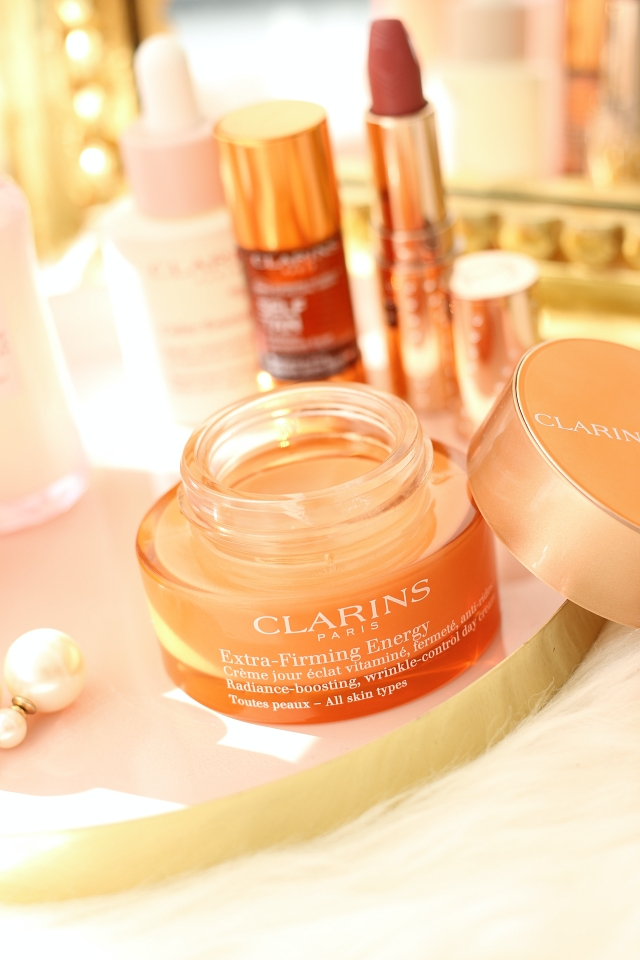 Clarins Extra-Firming Energy day cream