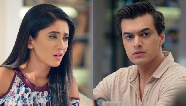 YRKKH Update : Naira shocked with Kartik's acknowledgement on abortion papers
