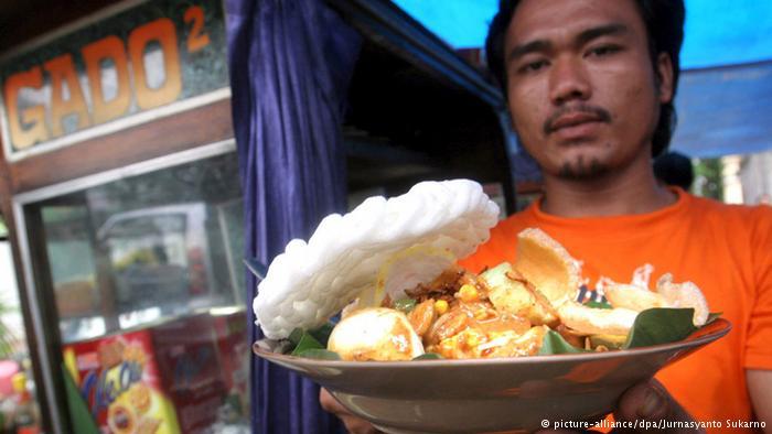 GADO GADO 5 Masakan Indonesia yang Dikenal Dunia