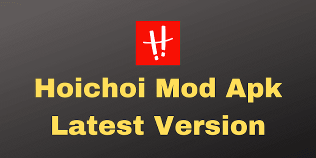 Downlod Hoichoi MOD APK Latest Version Free For Android