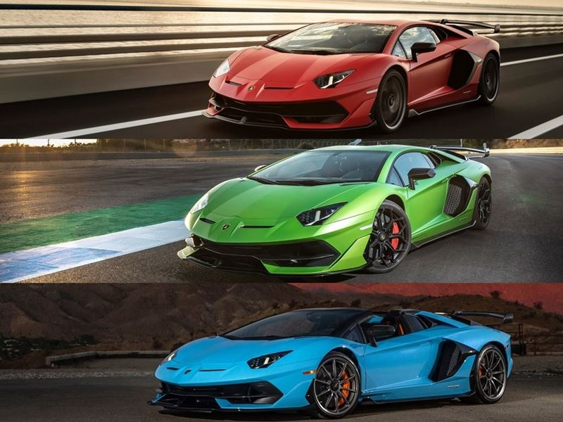 The most popular Ad Personam colors in America, Asia Pacific and EMEA