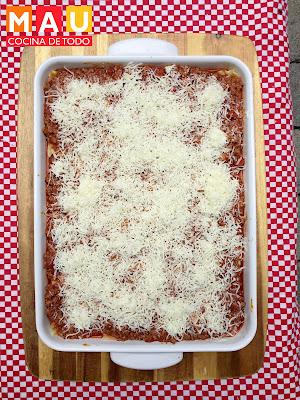 receta autentica facil lasaña italiana paso a paso deliciosa la mejor