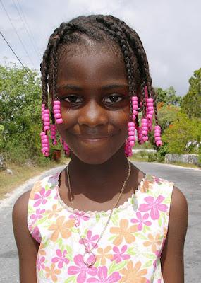 Pretty Inagua Girl