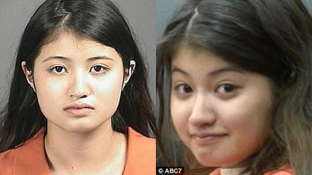 Tak Ada Rasa Bersalah, Perempuan Ini Tersenyum saat Sidang setelah Tusuk Ibunya 151 Kali