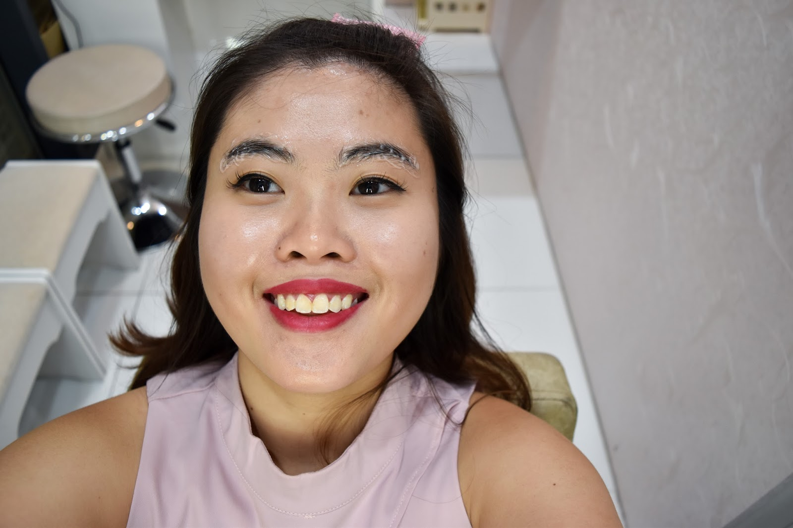 Arch Angel Brow First Korean Eyebrow Embroidery In Singapore