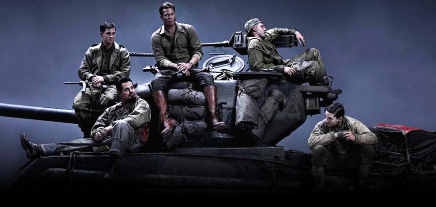 Primul Trailer Fantastic Pentru FURY Drama Despre Al Doilea Război Mondial Cu BRAD PITT