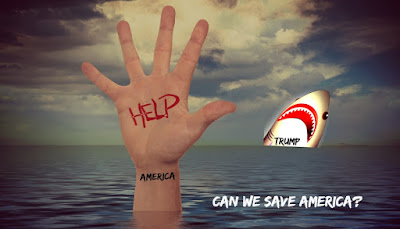 Save America from Donald Trump.