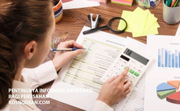 alasan informasi akuntansi