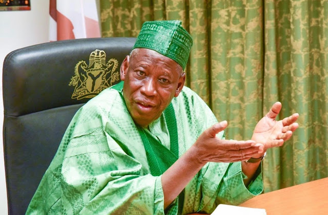 Dollar Video: Ganduje Revives Case, Drags Daily Nigeria Publisher Back To Court
