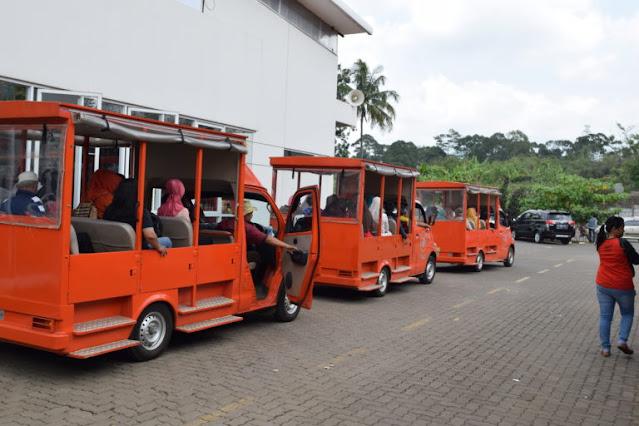 Kereta Wisata Hortimart