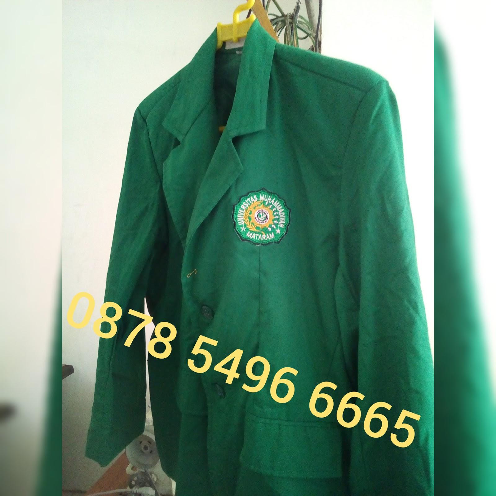 Kami toko on line menerima pesanan Jas Almamater Perguruan tinggi negeri 208607fd6e