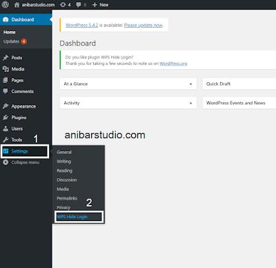 2 Plugin Untuk Mengganti URL Login WordPress