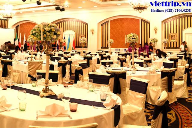 Nhà hàng - The imperial Vũng Tàu