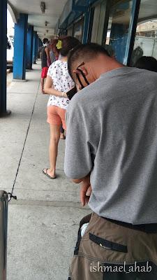 Long Lines during Lockdown