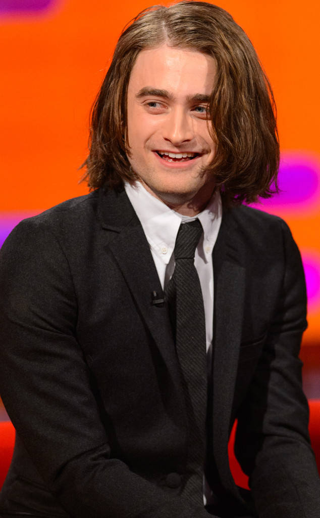 Extensions Of Yourself Harry Potter Star Dons Man Xtensions As