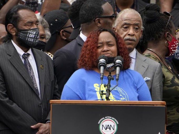 """""""Black Lives Matter Is A Fraud,"""" Says Victim's Mother"""