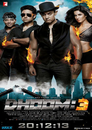 Dhoom 3 2013 Full Hindi Movie Download