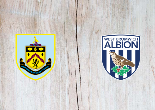 Burnley vs West Bromwich Albion -Highlights 20 February 2021