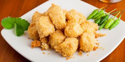 Resep Masakan Rumah Tahu Goreng