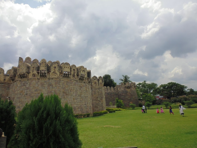 Golconda Fort Hyderabad India