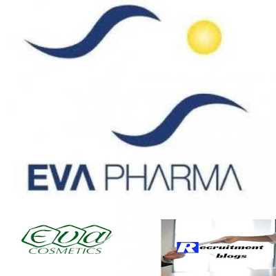 Evapharma & Evacosmetics Vacancies for Pharmacy,Science and Agriculture Graduates