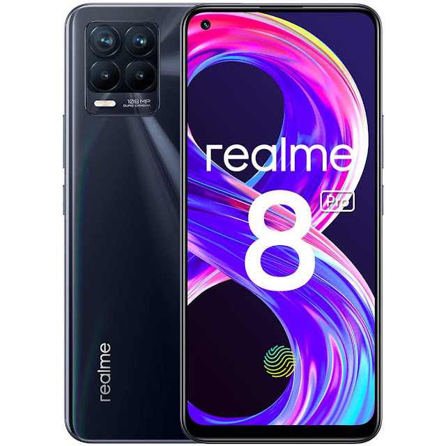 Realme 8 Pro (8 GB RAM)