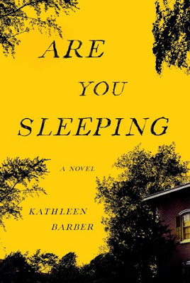 Bea's Book Nook, Review, Are You Sleeping, Kathleen Barber