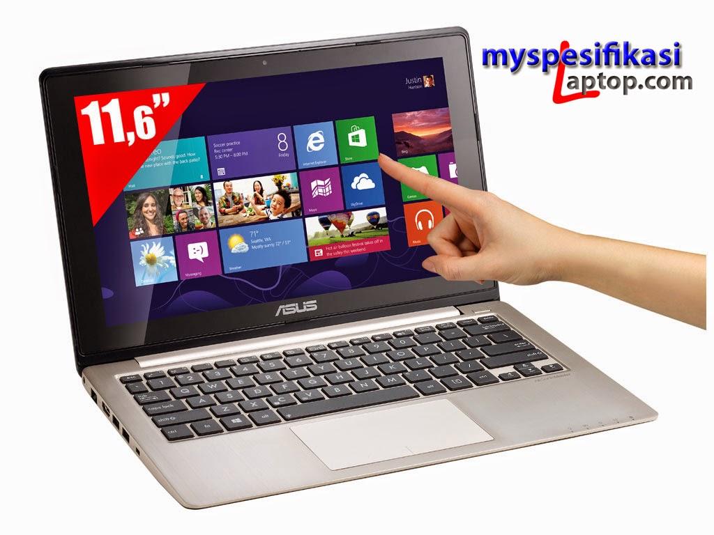 Asus%2BVivobook%2BTouch%2BS200E Review Harga Asus Vivobook Touch S200E Terbaru Terlengkap