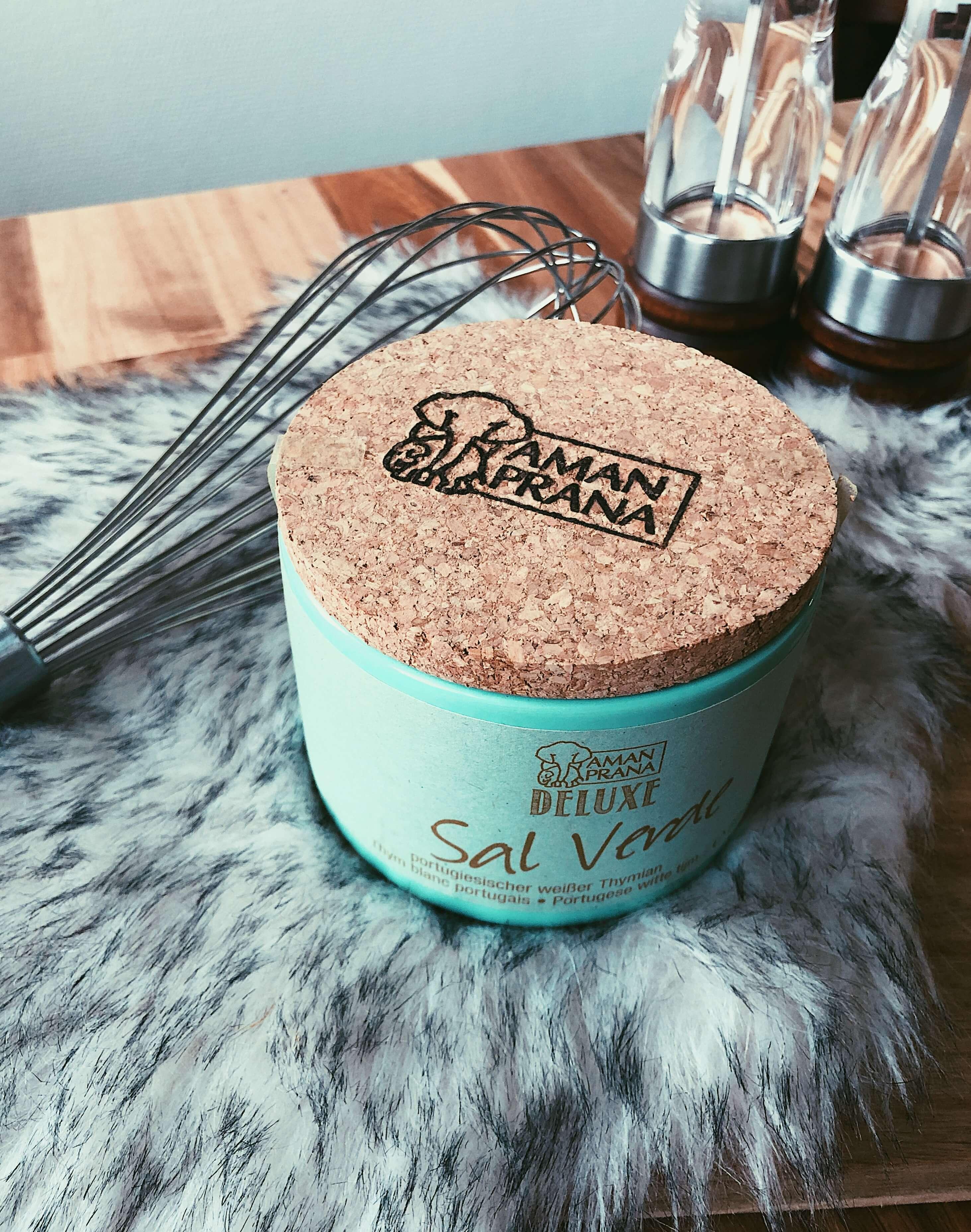 Biologische Sal Verde witte tijm. Kent zo zijn gezonde voordelen en makkelijk te gebruiken in gerechten en bij aroma therapie.