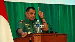 Panglima : Berbahaya ! Indonesia Dirusak Para Politikus yang Dikendalikan Negara Asing