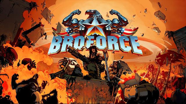 Tải Game BroForce ( BroForce Free Download )
