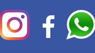 """""""فيسبوك"""" تغير اسم """"واتساب"""" و""""إنستجرام"""" رسمياً"""