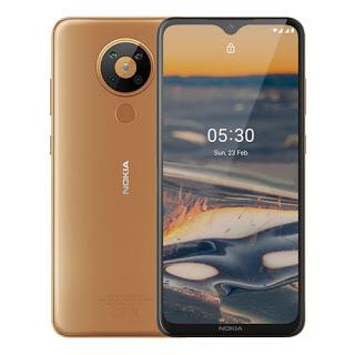 سعر و مواصفات هاتف جوال  Nokia 5.3 نوكيا 5.3 بالاسواق