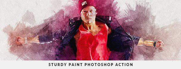 Painting 2 Photoshop Action Bundle - 21
