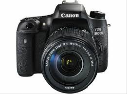 Canon EOS 8000D DSLRファームウェアのダウンロード