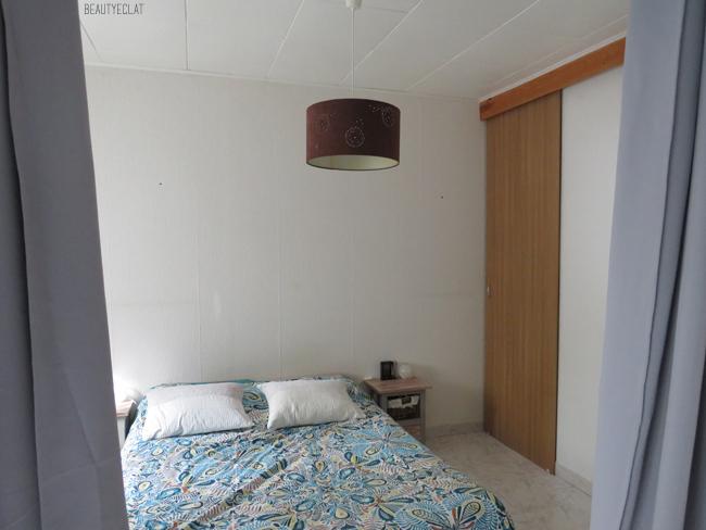 chambre a renover tapisserie avant apres