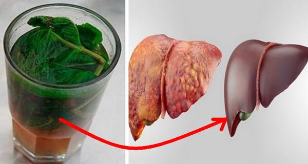 bautura care detoxifica ficatul