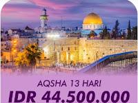 Umroh Plus Aqsa 13 Hari