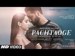 Pachtaoge song lyrics - Arijit singh | lyrics for romantic song