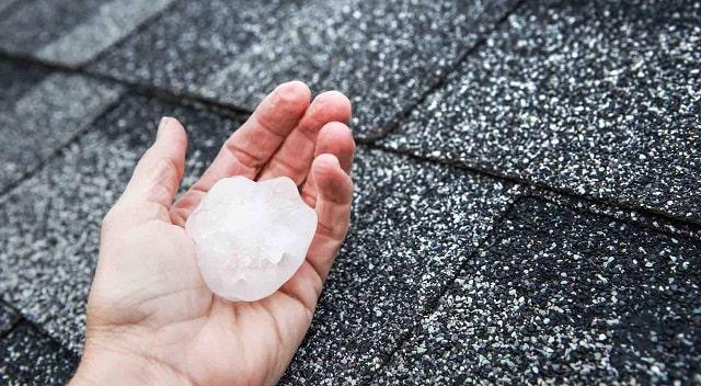 hail season roof repair roofing damage