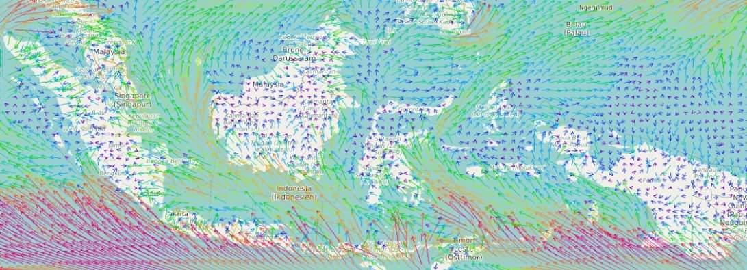 Udara di Jawa Makin Dingin Karena Posisi Bumi Jauh Matahari?